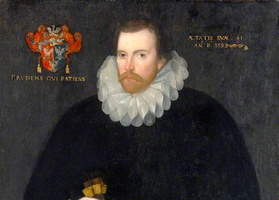 Seventeenth Century English judge and politician Edward Coke