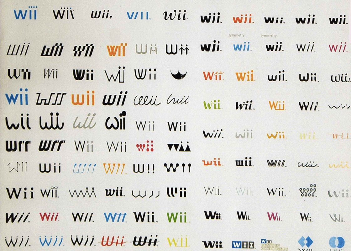 Wii Logo Exploration